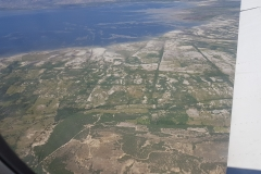Over Haiti